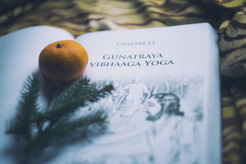 Глава 14: Гунатрая Вибхага йога