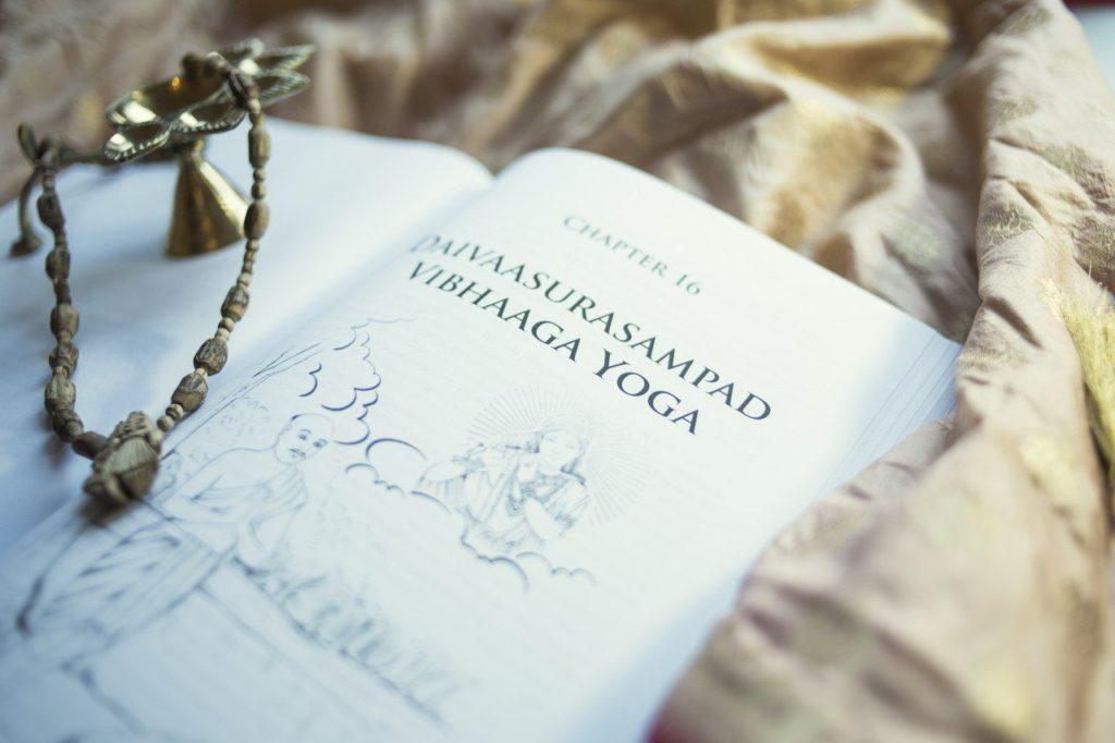 Глава 16: Дайваасурасампад Вибхага йога