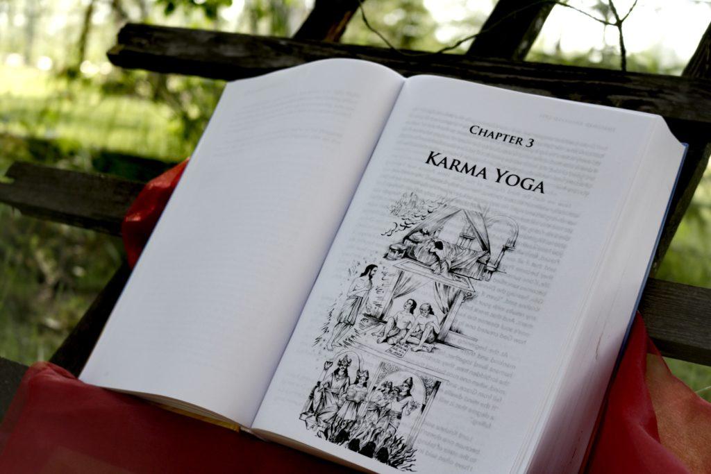 Глава 3: Карма йога