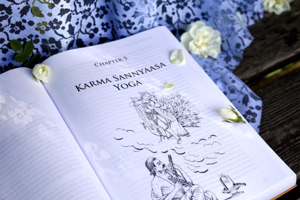 Глава 5: Карма Саньяса Йога